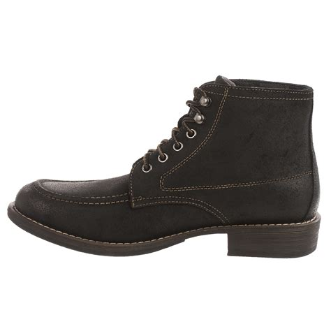 eastland moc toe boots eastland brice moc toe boots for save 78