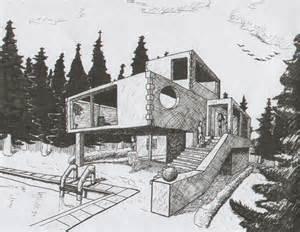 house sketch house sketch by alexanderhenderson on deviantart