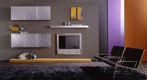 40 Contemporary Living Room Interior Designs Modern Wall Unit Designs For Living Room