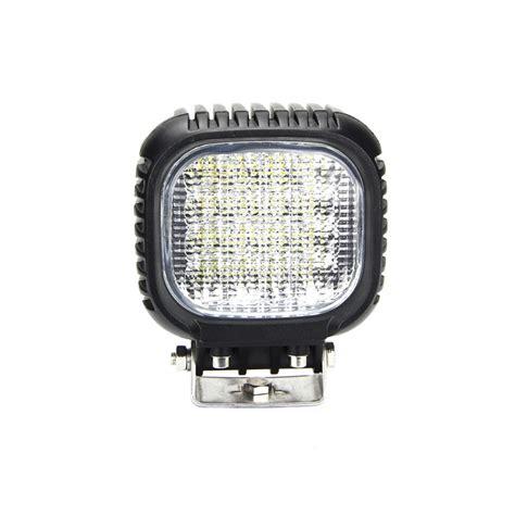 48 inch led light square led work light 5 inch 48 watt tuff led lights