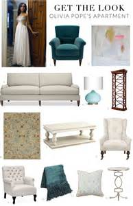 Olivia Pope Decor Get The Look Olivia Pope S Apartment On Scandal