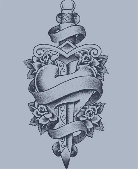 欧美摇滚纹身手稿内容图片分享