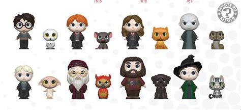 Mystery Minis Harry Potter fair 2016 harry potter funko rides and mystery minis