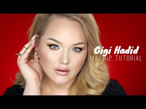 gigi hadid makeup tutorial gigi hadid met gala 2015 prom makeup tutorial