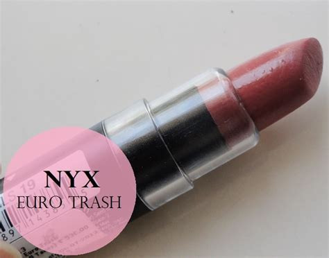 Nyx Matte Lipstick Review nyx matte lipstick trash review swatches dupe price
