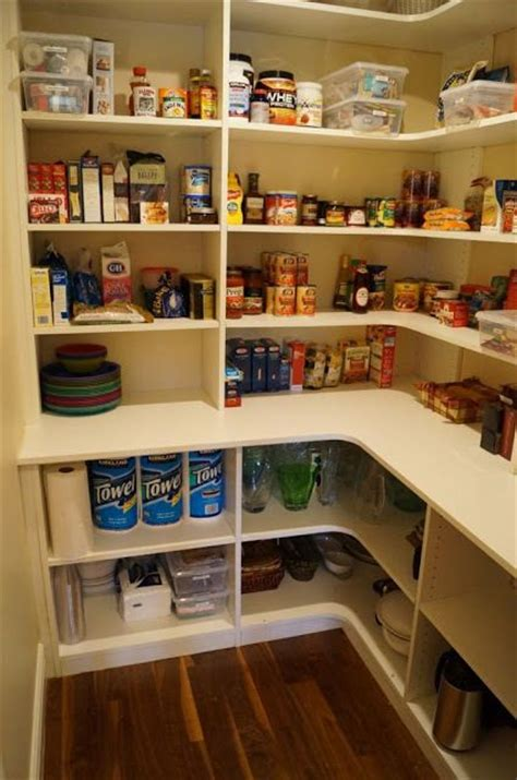 how to organize a pantry with deep shelves 1000 images about organizing stuff on pinterest storage