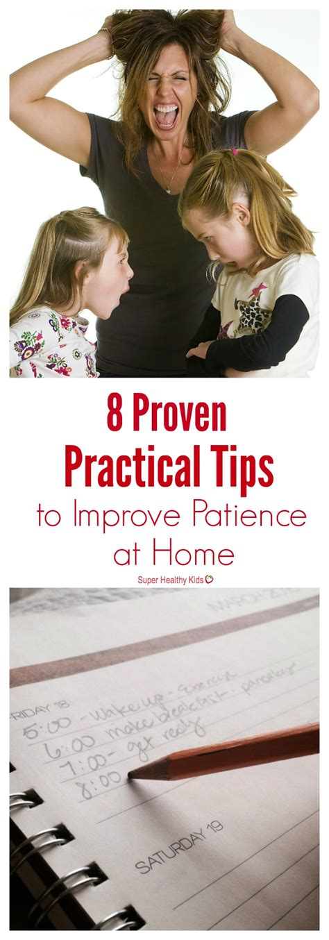 Tips On Patiently by 8 Proven Practical Tips To Improve Patience At Home