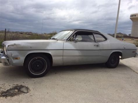 1976 plymouth duster for sale find used 1976 plymouth duster sport coupe 2 door 3 7l in