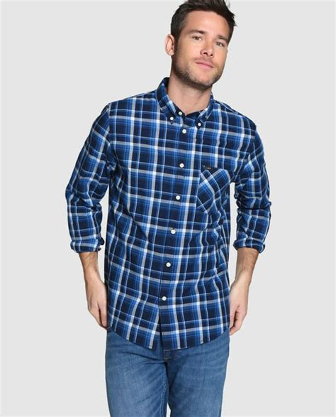camisas de hombre de cuadros 17 mejores ideas sobre camisa cuadros hombre en