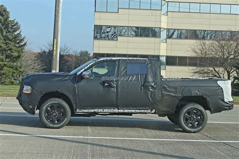 2020 Dodge Ram Hd by Spyshots 2020 Ram Hd Truck Says Cheese To The