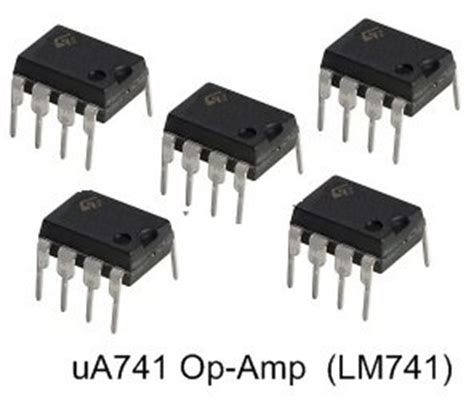 Dijamin Ua741 Ua 741 Ic Op 10pcs ua741 op 8 pin dip lm 741 ua 741 lm741