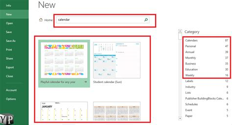make a calendar on excel how to make a calendar in excel youprogrammer