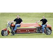 Motorcycle Hearse – Click Above To Watch Video After The Jump