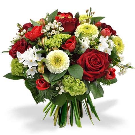 bosje bloemen plaatjes rood wit boeket 187 bosbloemenbezorgen nl