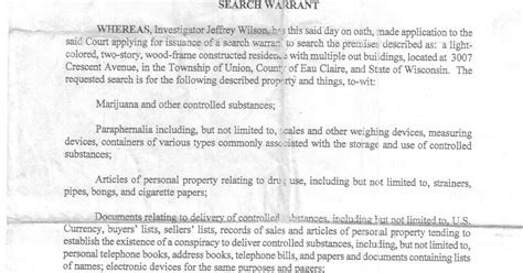 Illegal Search Warrant A War On Americas Children The Illegal Search Warrant