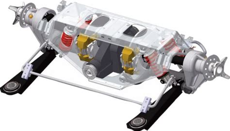 jaguar rear suspension jaguar rear suspension differential