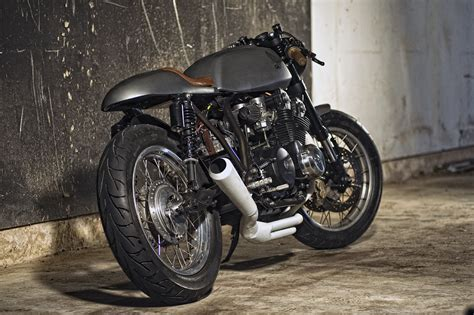Bol De Café by Bol D Or Cb900 Cafe Racer Return Of The Cafe Racers