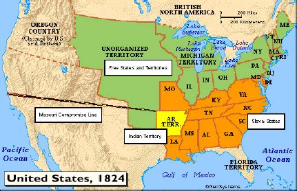 us map missouri compromise line states archives ramblin with roger