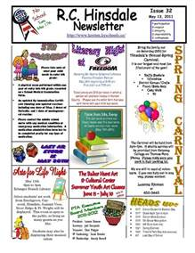 Sunday School Newsletter Templates by David S Lesson 3 Using Publisher For School Newsletter