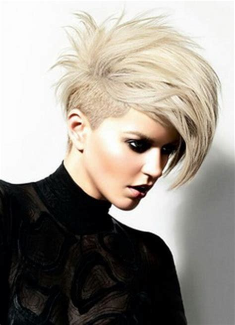 short edgy undercut hairstyles edgy short haircuts for women