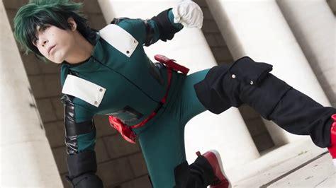 hero academia midoriya izuku cosplay  rolecosplay