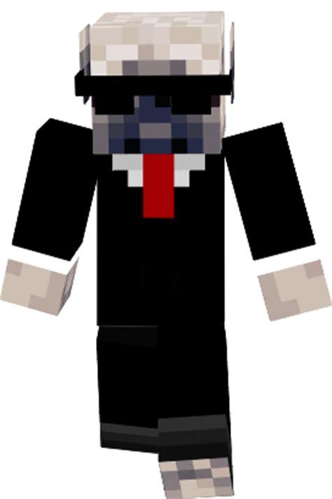 minecraft pug skin pug