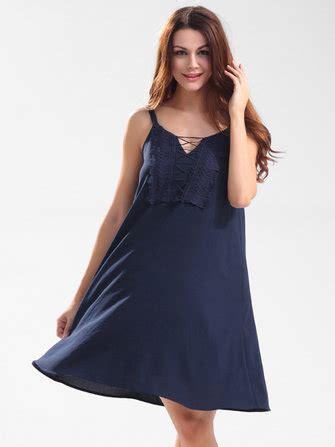 Dress Mini Gaun Terusan Black Slim Pencil Horn L Murah Original dressess contain hollow out low strapless mini spicy dress style