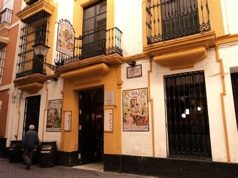 El Patio De Town by El Patio San Eloy Seville Restaurant Reviews Phone