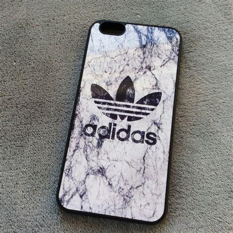 Adidas Logo Iphone 6 Plus 6s Plus Cover 53 accessories adidas marble iphone 6 plus 6s plus rubber from xperia s closet on