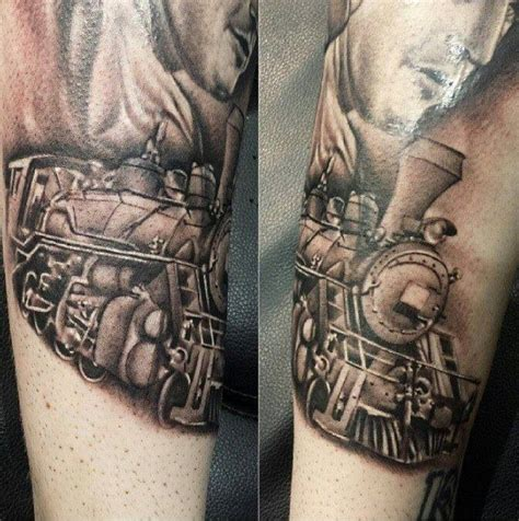 steam train tattoo designs steam pictures to pin on tattooskid
