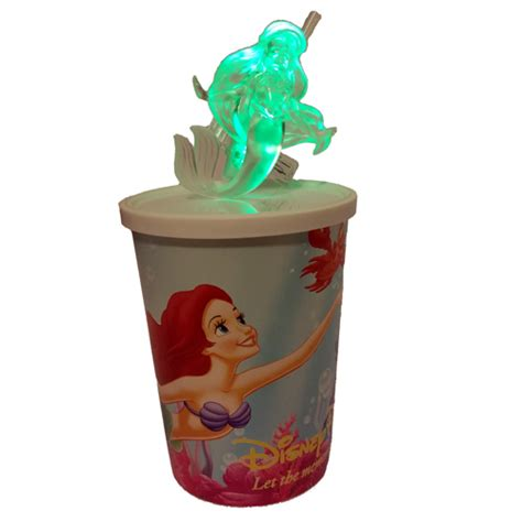 disney light up toys your wdw store disney tumbler with light up toy ariel