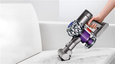 latest dyson hand held vacuum cleaner technology