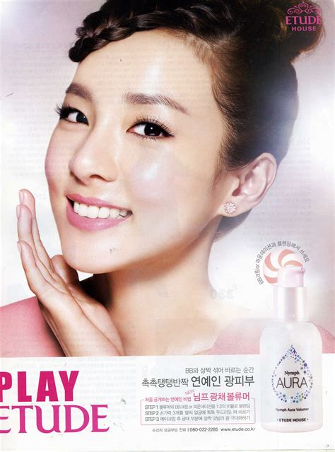 are there any magazines beauty for the over 70 women korean ads global media and new literacies
