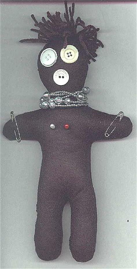 black doll voodoo voodoodolls