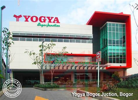 informasi seputar bogor yogya bogor junction