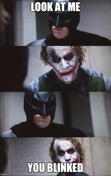 Batman Meme Template - batman and joker imgflip
