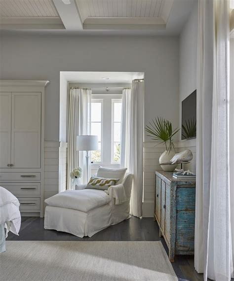 Beach Style Bedroom With Reading Corner Cottage Bedroom | beach style bedroom with reading corner cottage bedroom