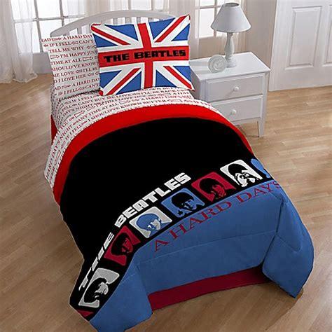 beatles comforter the beatles comforter bed bath beyond