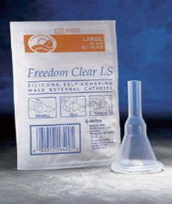 Freedom Floor Ls Coloplast Freedom Clear Ls External Catheter Hcd