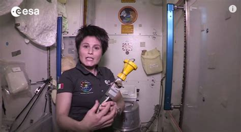 using the bathroom in space this toilet demo shows how astronauts boldly go in space