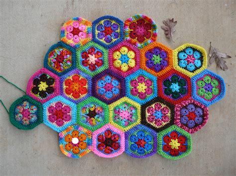 crochet pattern african flower hexagon free crochet pattern for african flower hexagon