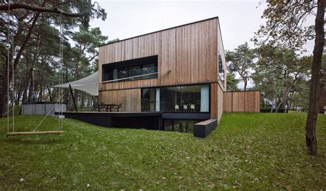 timber architecture concrete and timber seaside house