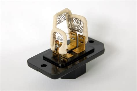 kib resistor pack heaterfan