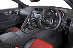 F Type Jaguar Interior New Jaguar F Type Coup 233 Now At South Africa Jaguar Dealerships