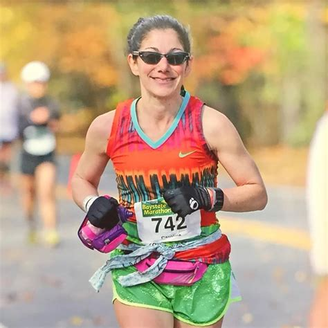 caroline fox boston marathon 2015 running to remember dr michael j