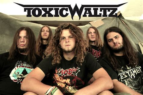 Kaos Exodus Band Metal Ex 08 toxic waltz thrash metal band from germany seeking a