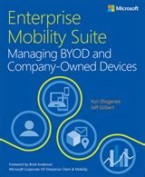 Enterprise Mobility Suite Managing Byod And Company Owned