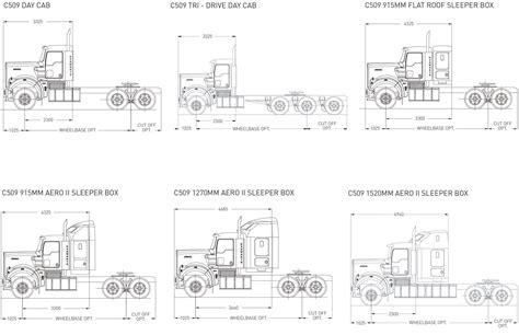 kenworth chassis kenworth c509 southpac trucks