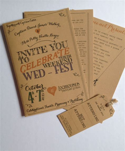wedding invitations perth scotland wed wedding invites for autumnal scottish