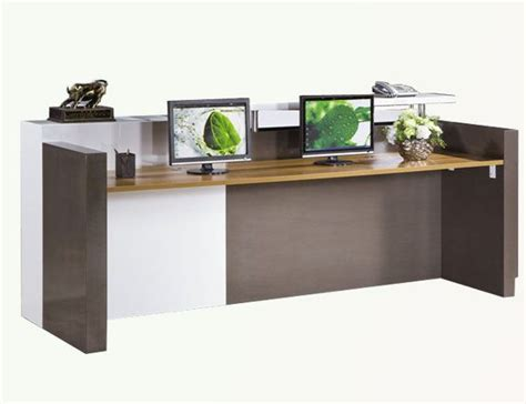Front Desk Counter high end office furniture white cheap small modern office